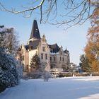 Schloss Tremsbüttel im Winter