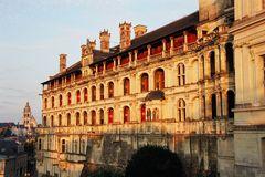 Schloß und Kathedrale von BLOIS