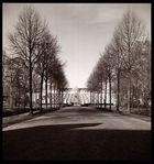 Schloss und Park Sanssouci - Am Grünen Gitter