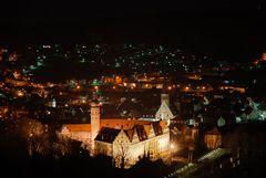 Schloss und Stadt Weikersheim