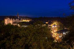 Schloss und Stadt Weilburg