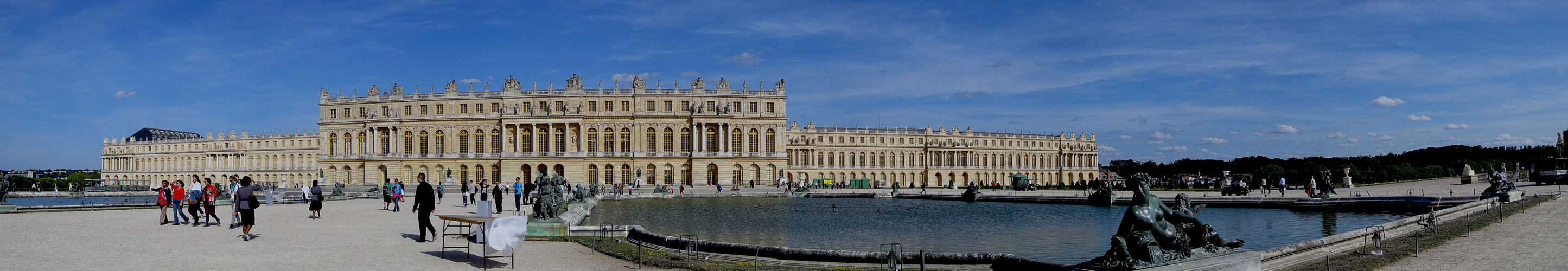 Schloß Versailles - Paris