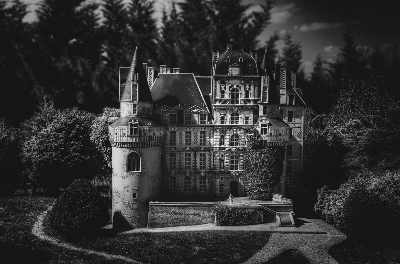 Schloss von Truxte-Hude
