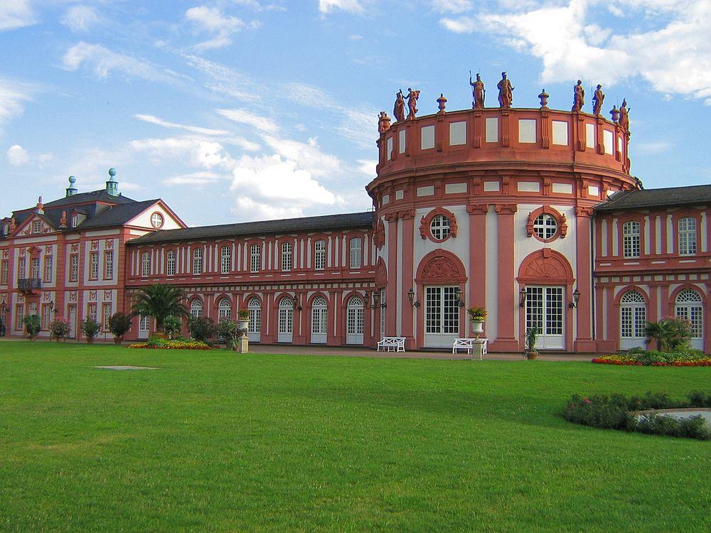 Schloss von Wiesbaden