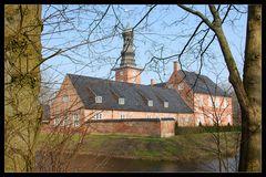Schloss vor Husum, verästelt