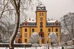 Schloss Wachendorf . . .