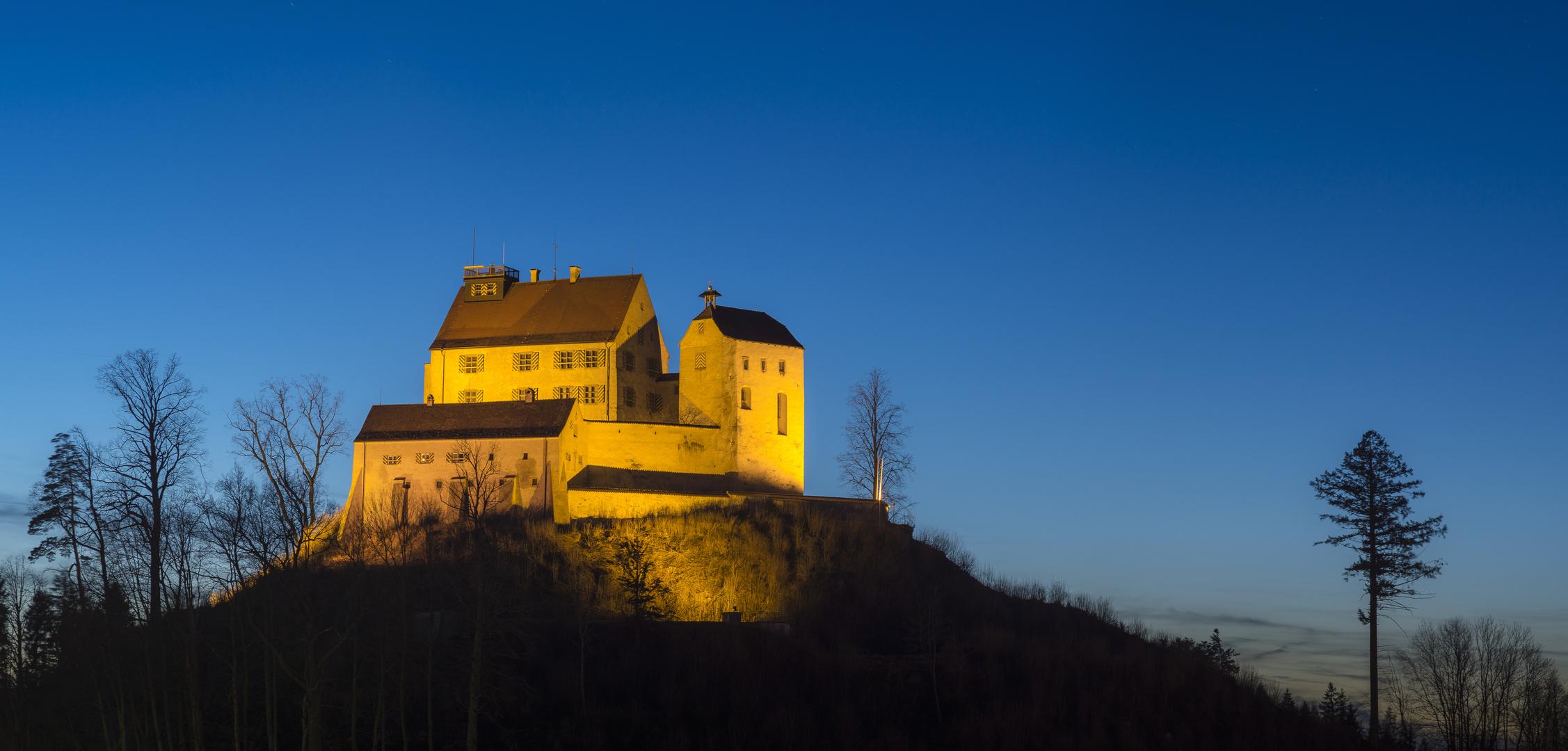 Schloss Waldburg   Oberschwaben