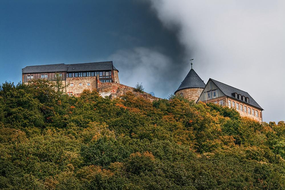 Schloß Waldeck am Edersee