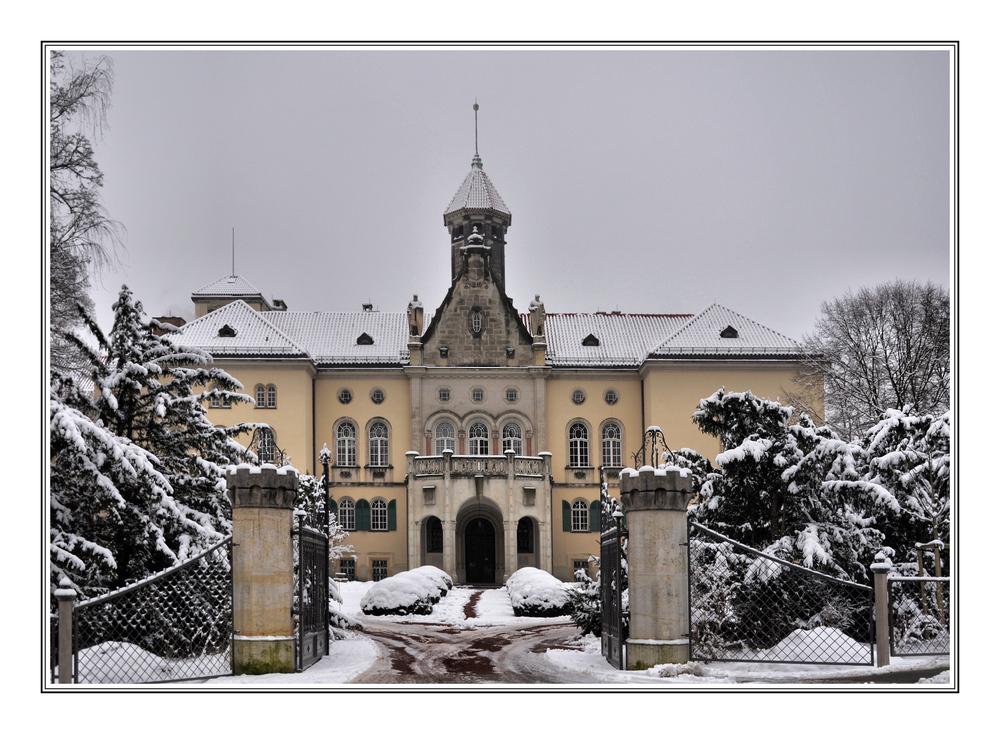 .........:::::::::::::::: Schloss Waldenburg / Sachsen :::::::::::::::::..........