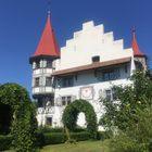Schloss Wartensee ...