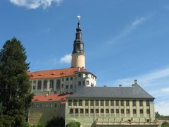 Schloss Weesenstein in Sachsen ...