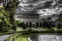 Schloss Weesenstein/Sachsen