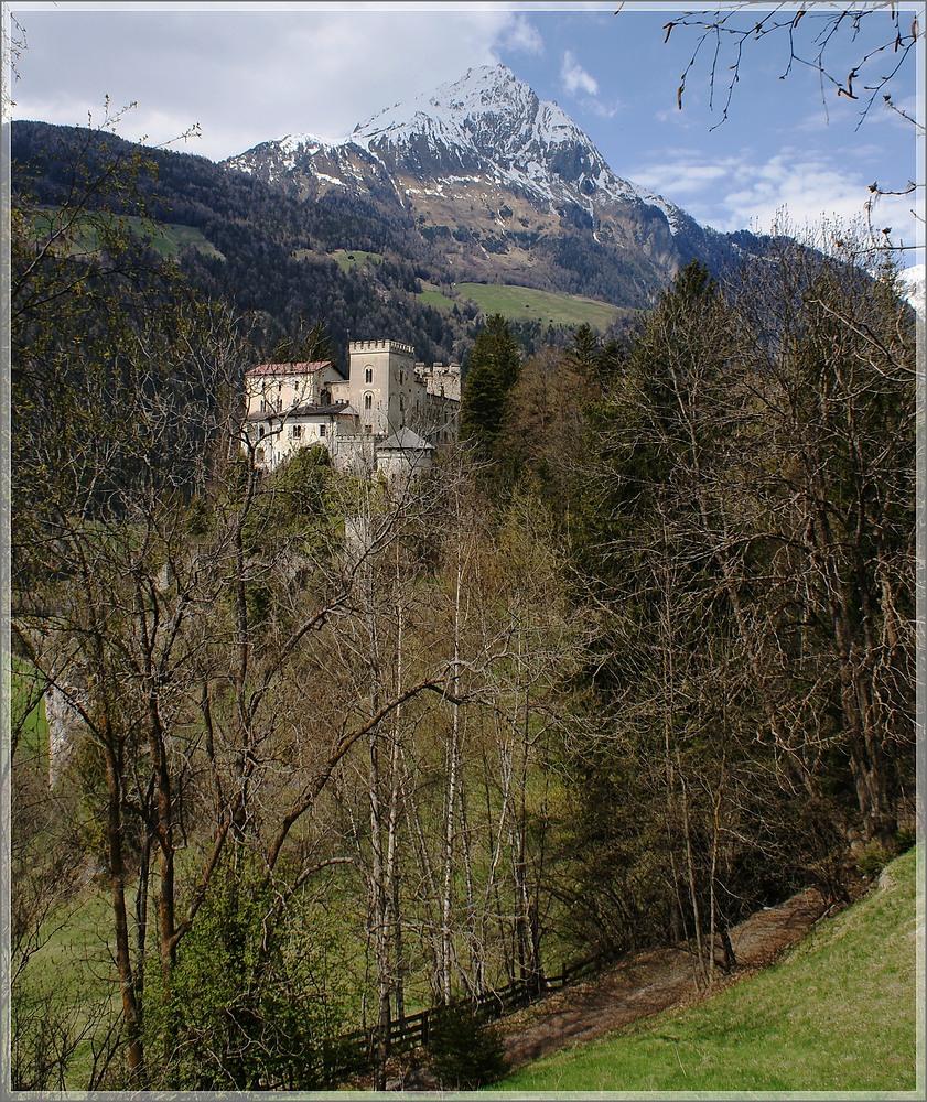 Schloß Weißenstein Matrei Osttirol