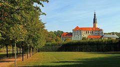Schloss Wesenstein auf der Rückfahrt aus der Sächsischen Schweiz...