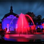 Schloss Wickrath .... Nacht.Bilder