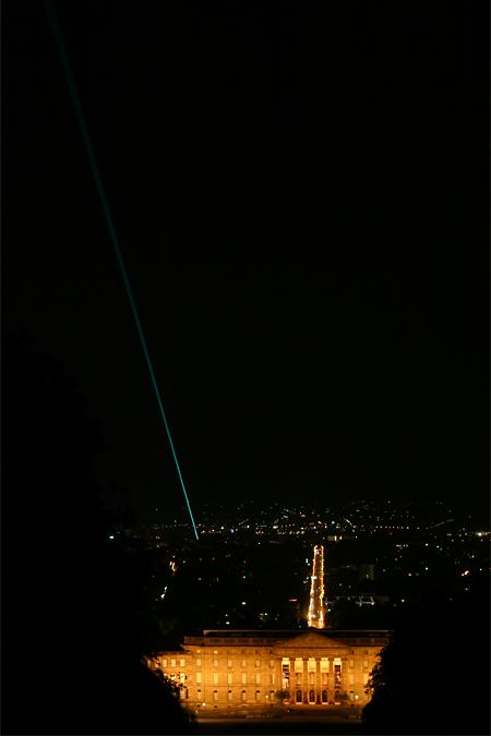 Schloss Wilhelmshöhe IV + Laser