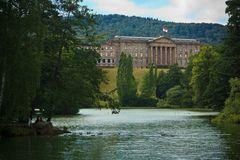 Schloß Wilhelmshöhe und Lac-See / Weltkulturerbe