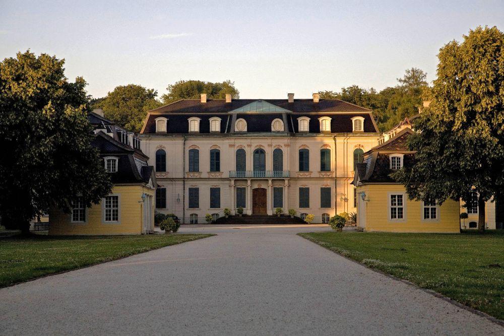 Schloß Wilhelmsthal I