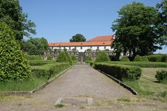 Schloss Zakupy unbearbeitet