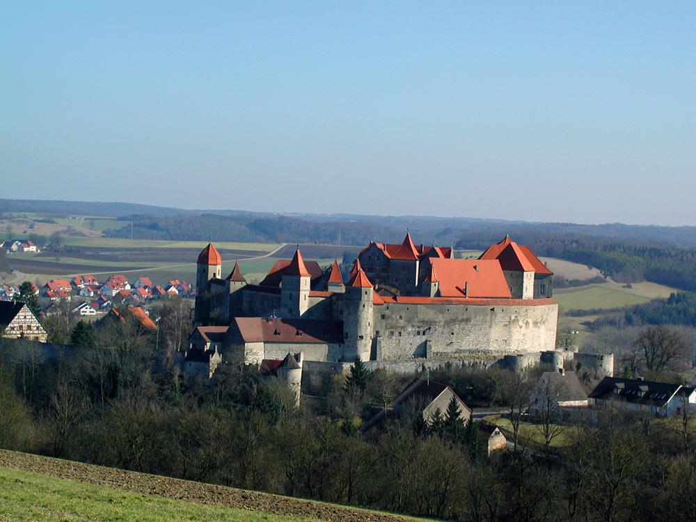 Schloss zu Harburg