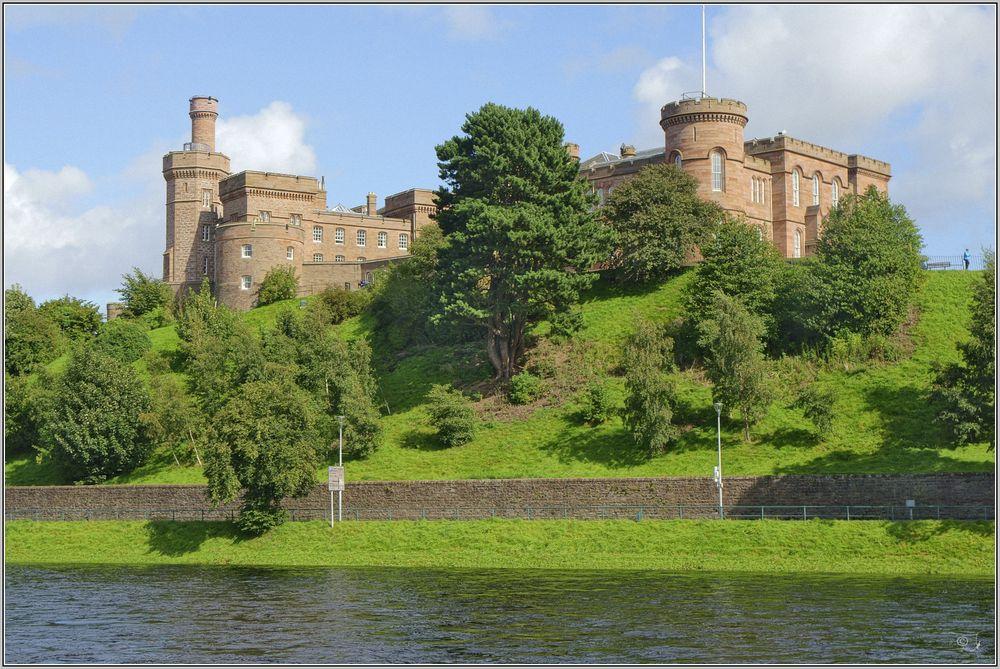 Schloss zu Inverness...
