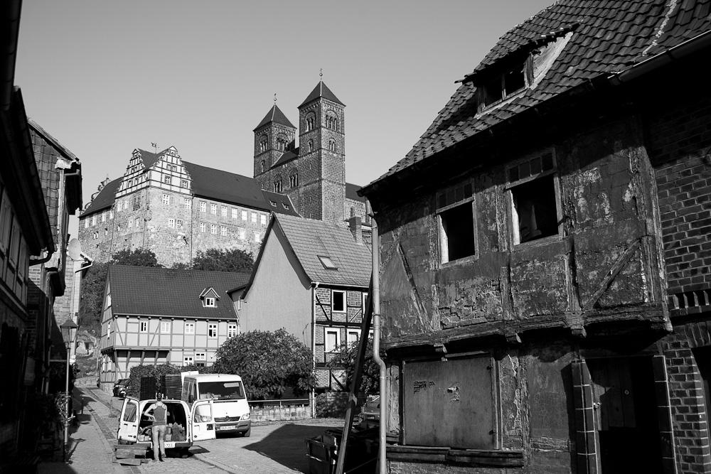 Schlossberg, Quedlinburg