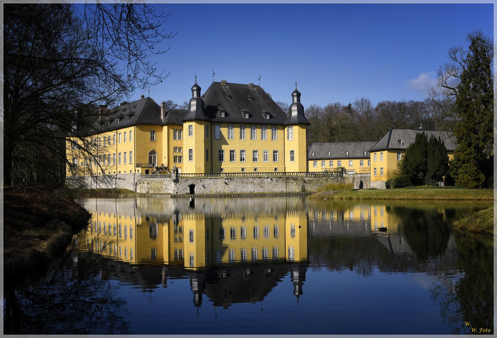 Schlossbesuch