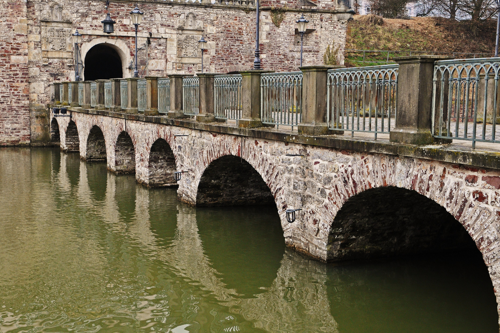 Schloßbrücke Bad Pyrmont