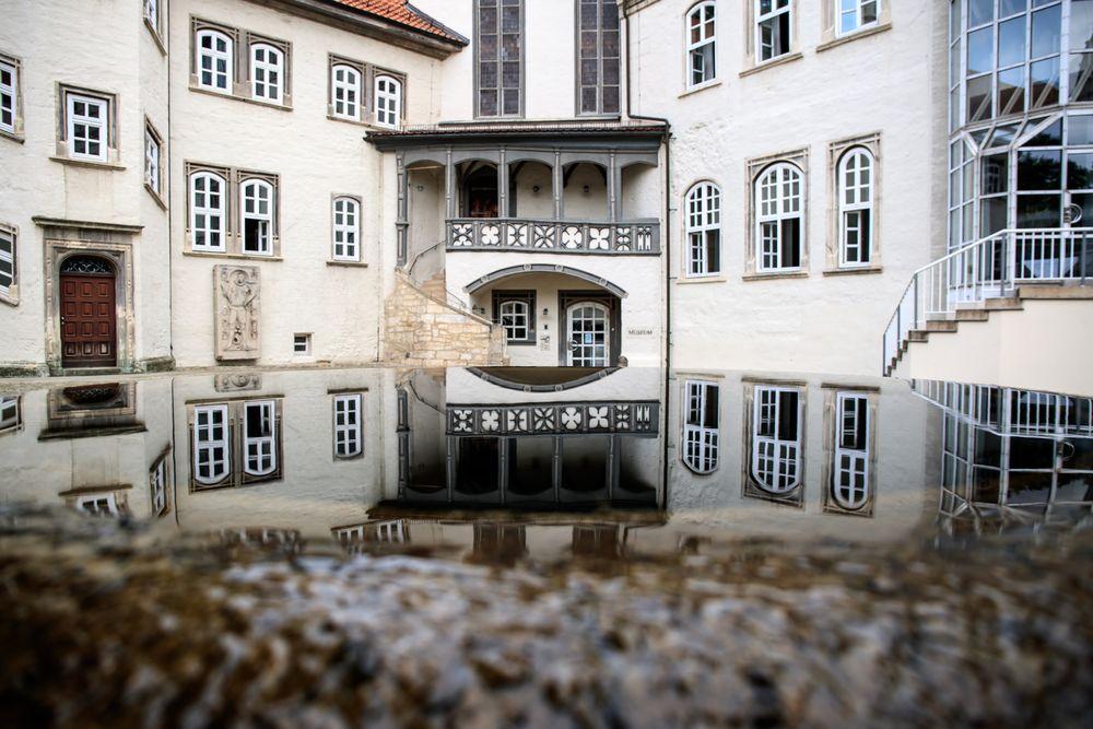 Schlossbrunnen Gifhorn