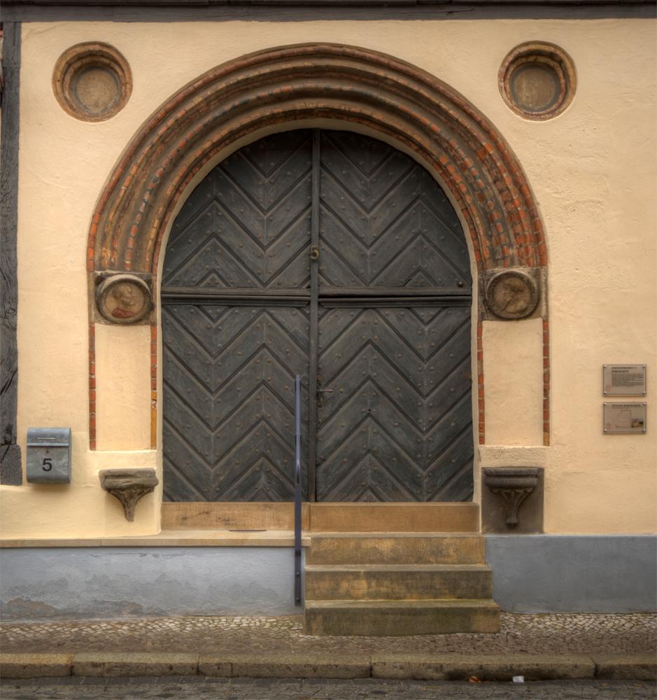Schlossfreiheit Nr. 5 Tangermünde