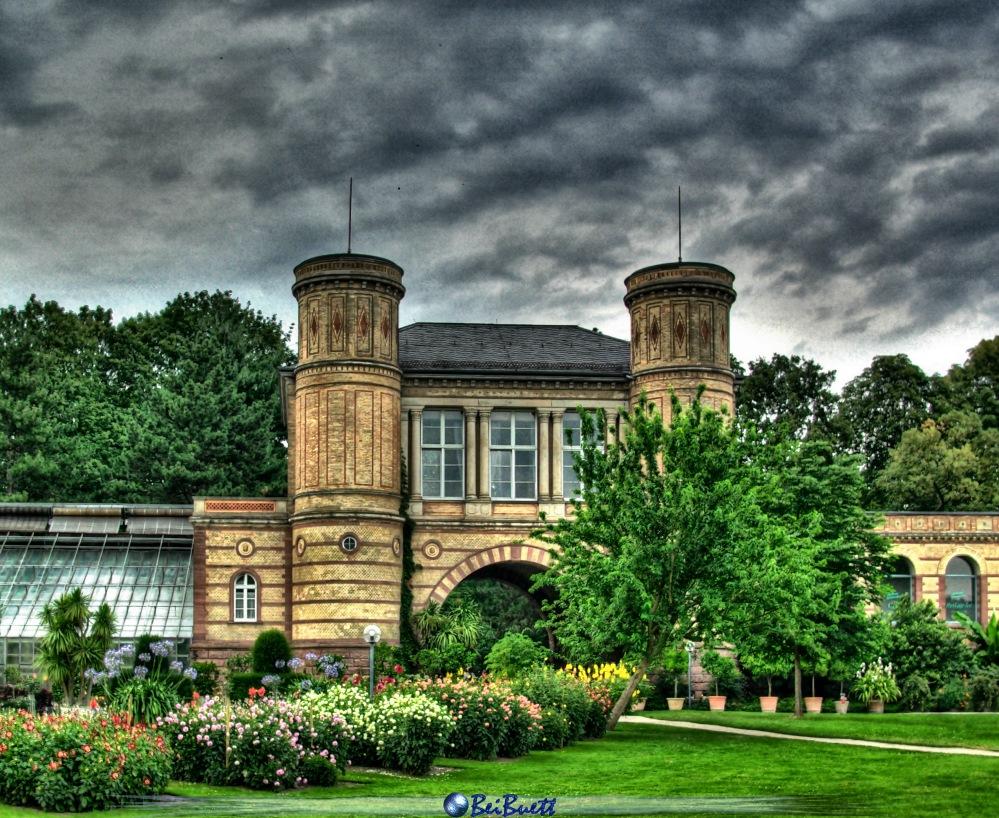 Schlossgarten Orangerie Karlsruhe