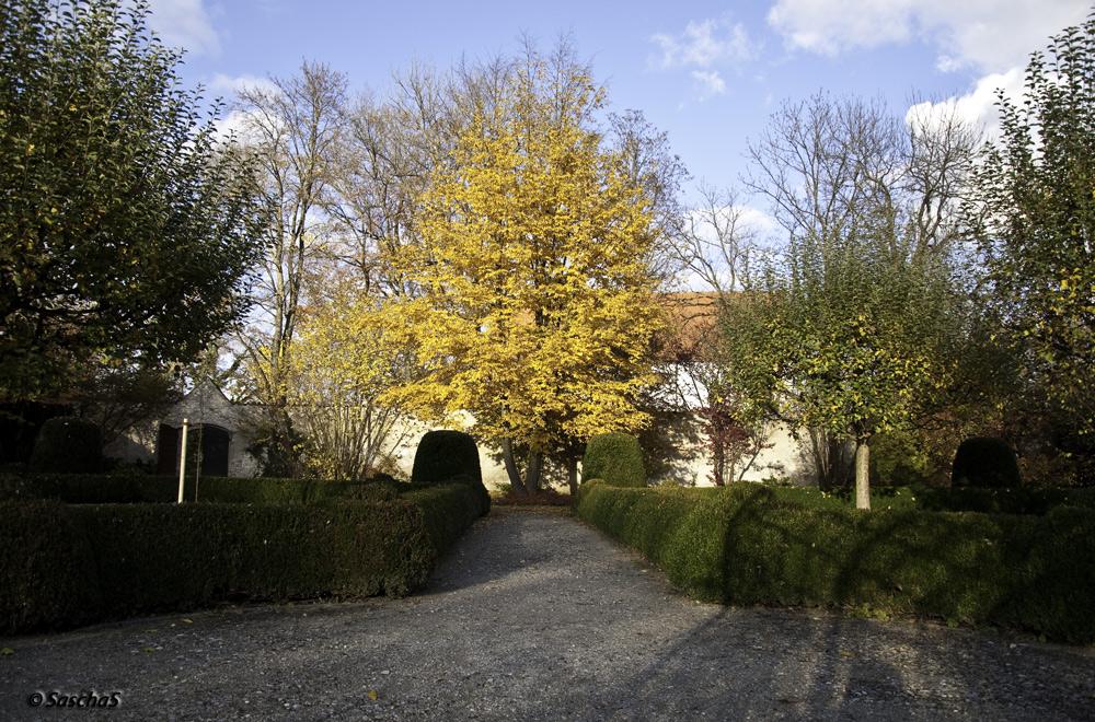 Schlossgarten Starnberg