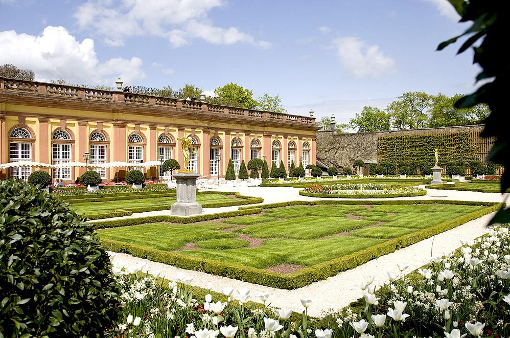 Schloßgarten Weilburg