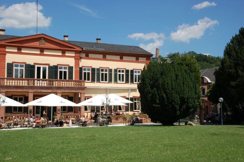 Schloßgarten Weinheim/Bergstraße