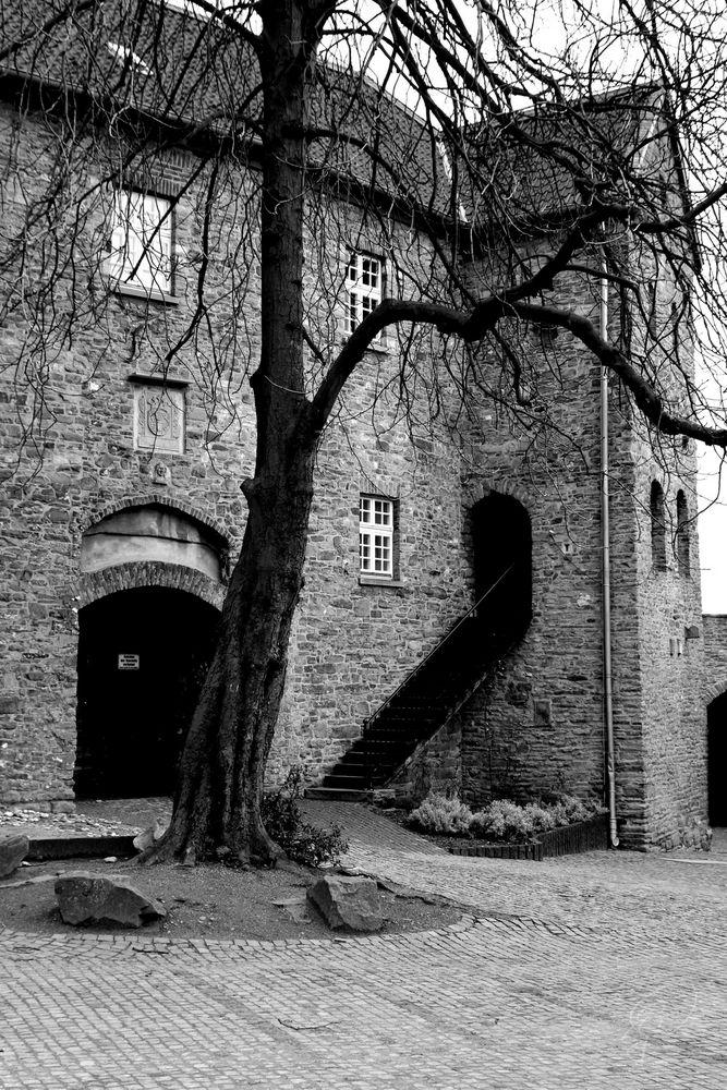 Schloßhof 2 Schloß Broich