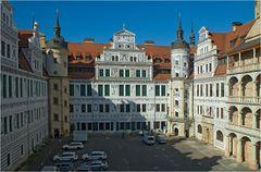 Schlosshof Dresden