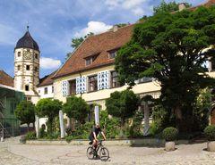 Schlosshof Haigerloch