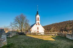 Schlosskapelle Neu-Baumburg 64