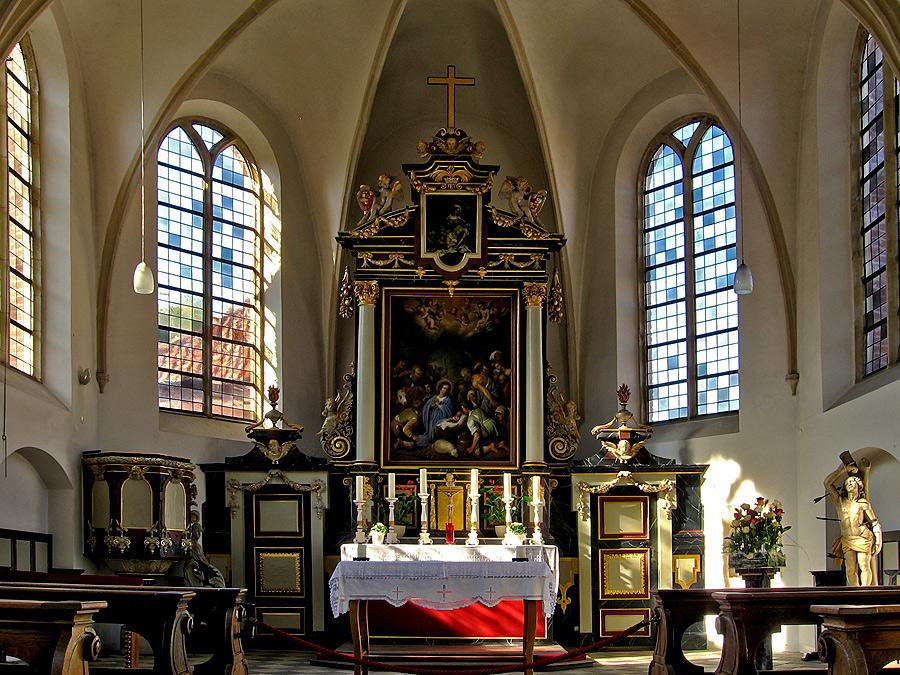 Schlosskapelle Raesfeld