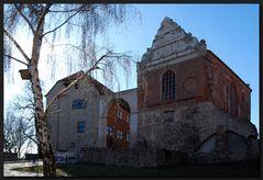 ...Schlosskapelle Wolmirstedt...