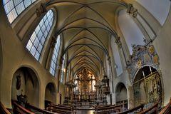 Schloßkirche Brühl 1