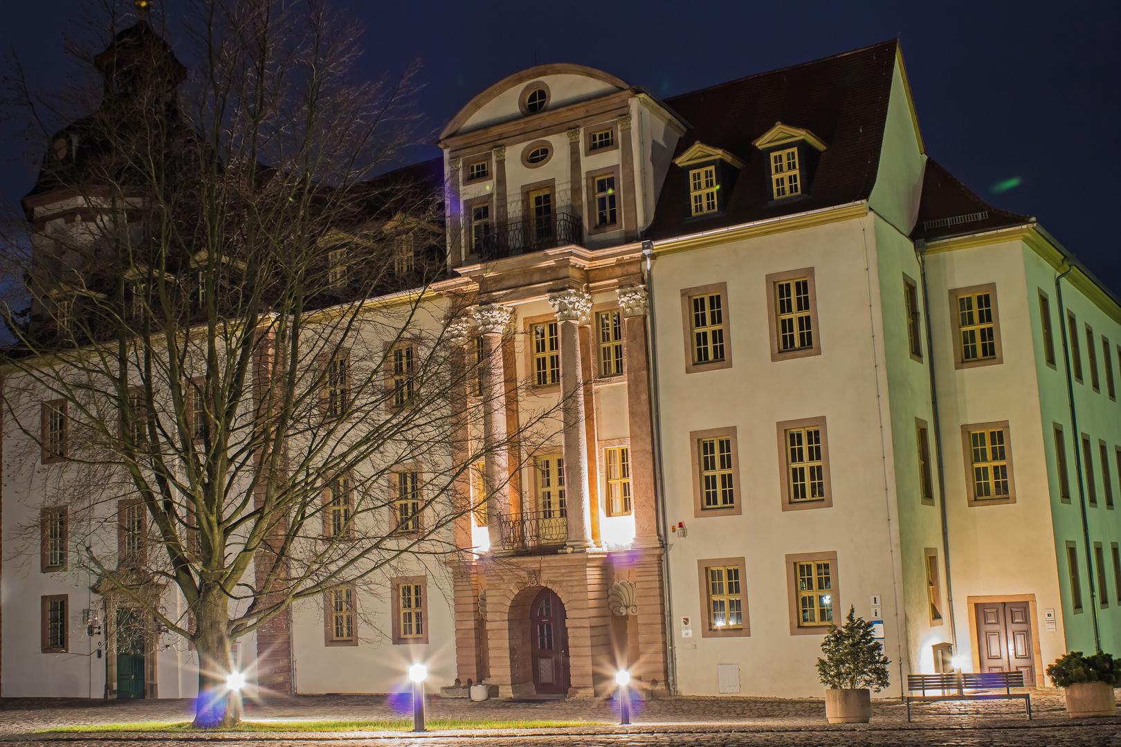 Schloßkirche Eisenberg
