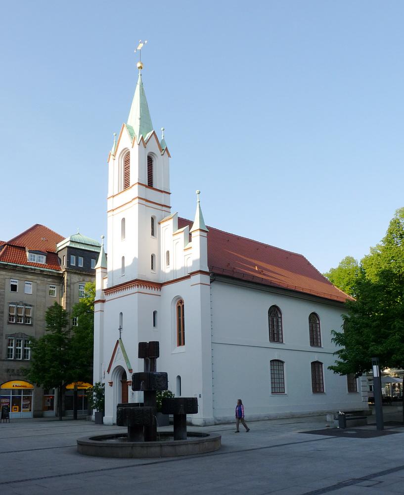 Schlosskirche in Cottbus