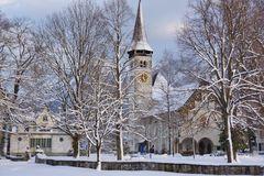 Schlosskirche Interlaken