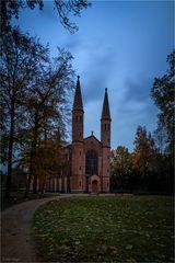 Schlosskirche Letzlingen (2)