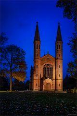 Schlosskirche Letzlingen ...