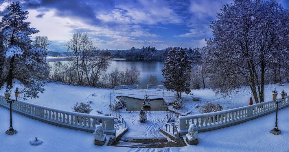 Schlossklinik Abtsdorfer See