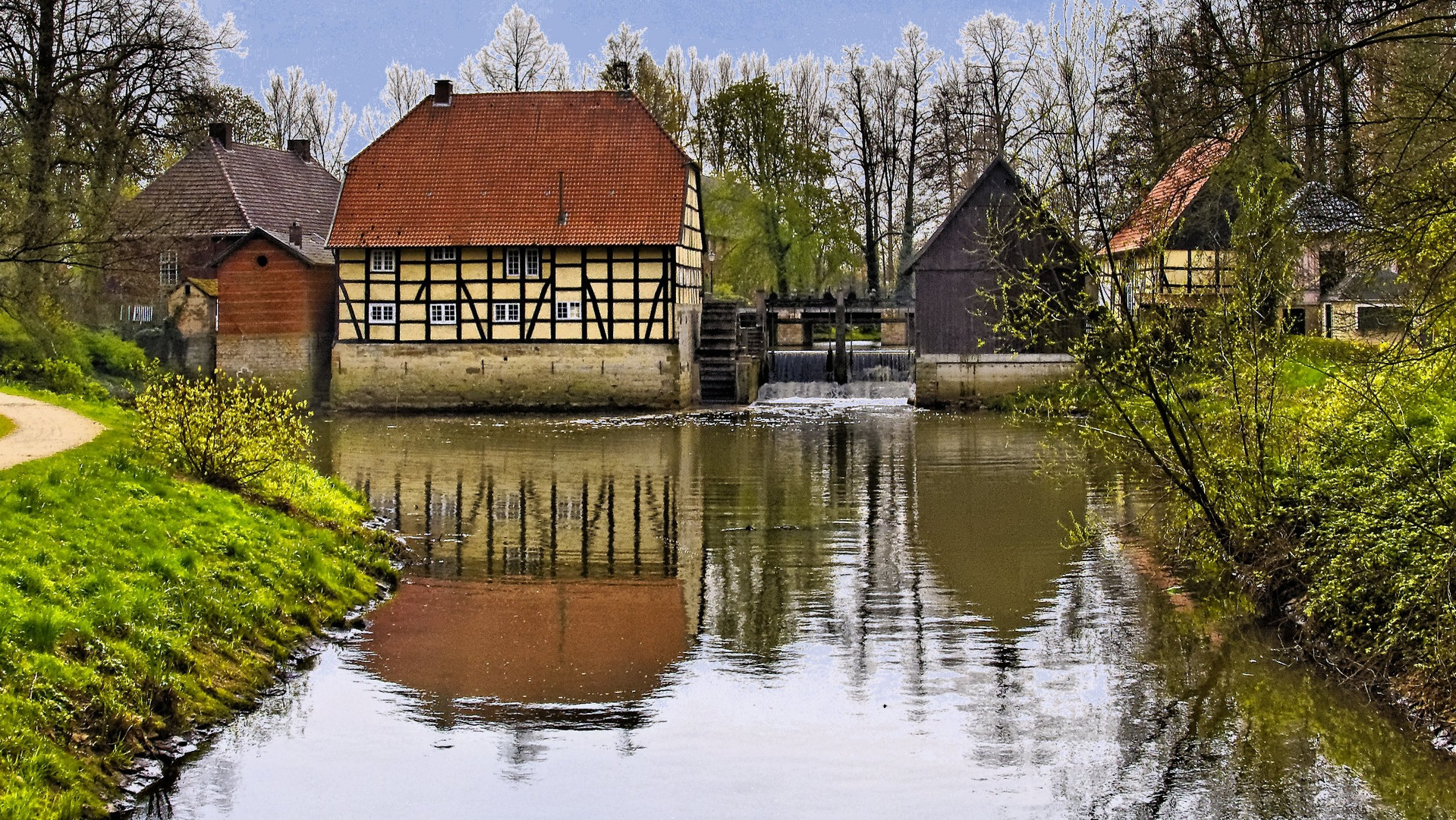 Schlossmühle Rheda