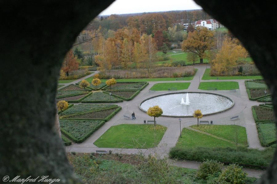Schlosspark Bad Bentheim