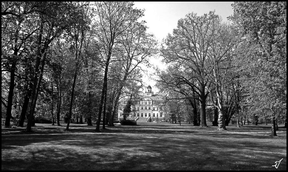 Schlosspark Genshagen 1